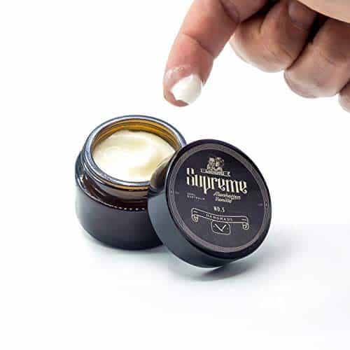 Richtige Anwendung von Bartstoppel´s Bartbalm Balsam
