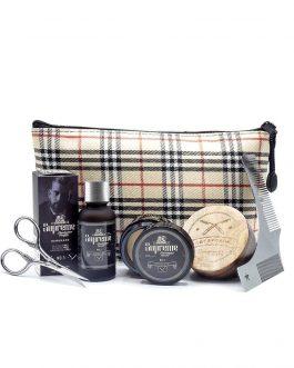 Bartpflege Set von Bartstoppel© Supreme mit Vanille Bartwachs & Bartöl