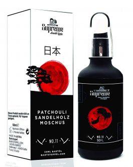 Bartöl Vanille Japan Patchouli Duft von Bartstoppel© Supreme