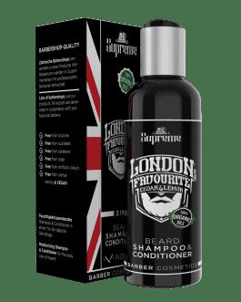 Bartshampoo Conditioner 2-in-1 Bio Bartöle ● Zedernholz & Bergamotte